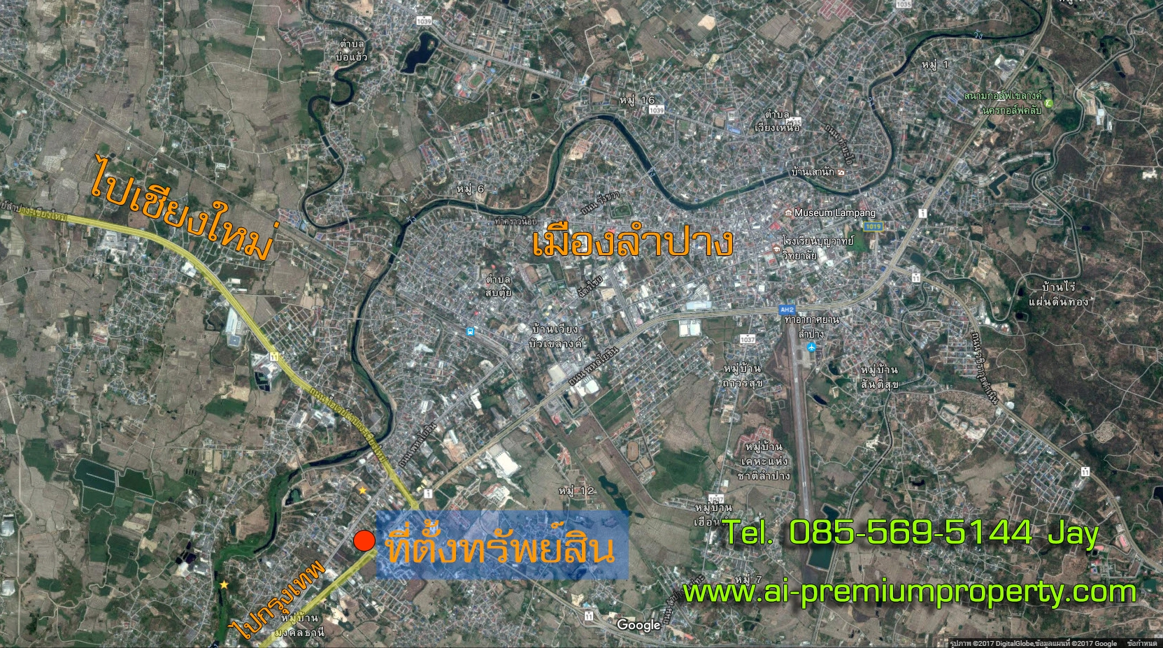 02-map-lampang-college-overview